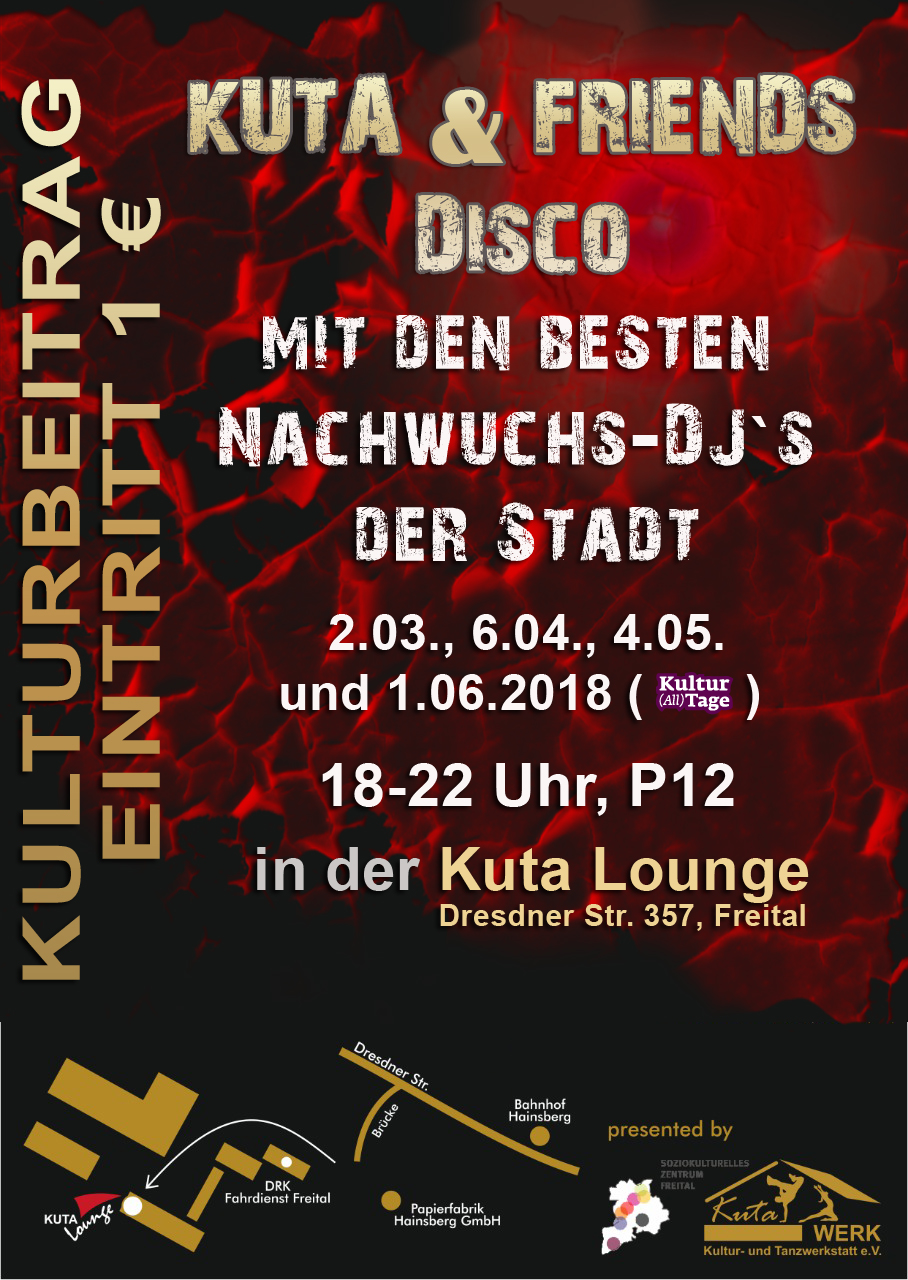 Kuta & Friends Disco